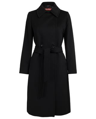 Manteau en laine vierge Collage MAXMARA STUDIO