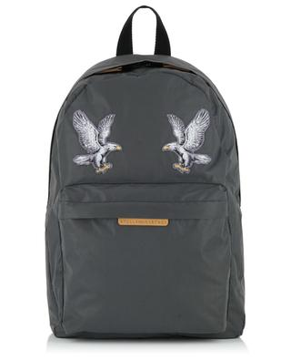 Sac à dos réfléchissant Bang Eagle Patch STELLA MCCARTNEY