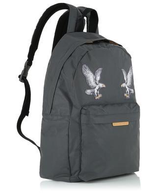 Bang Eagle Patch reflecting backpack STELLA MCCARTNEY
