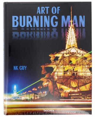 Coffe table book Art of Burning Man OLF