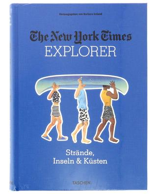 The New York Times Explorer coffee table book OLF
