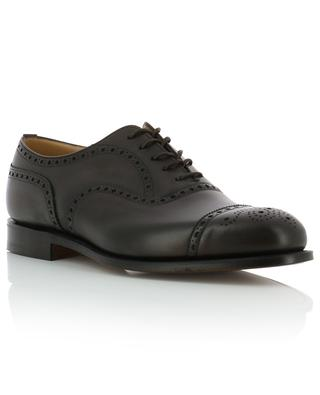Diplomat perforated leather derby shoes CHURCH