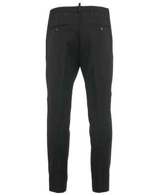 Jogging Fit virgin wool blend trousers DSQUARED2