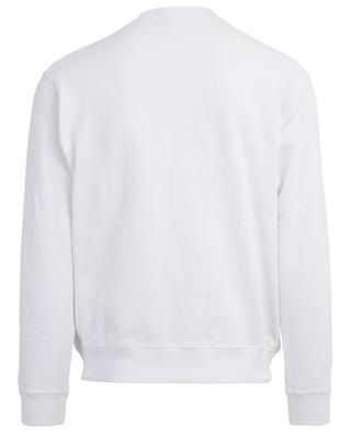 Printed cotton sweatshirt DSQUARED2