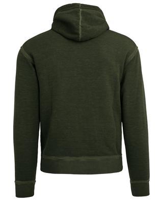Sweat-shirt en coton imprimé Vicious Brothers DSQUARED2
