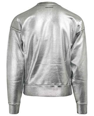 Sweat-shirt en coton Vicous DSQUARED2