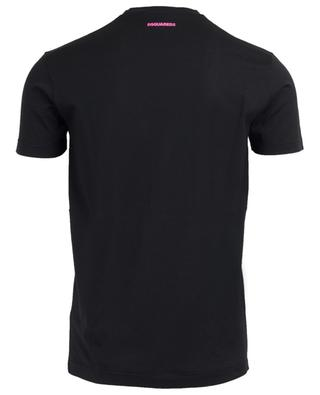 Icon neon print shirt DSQUARED2