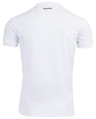 Crew neck slim fit T-shirt DSQUARED2