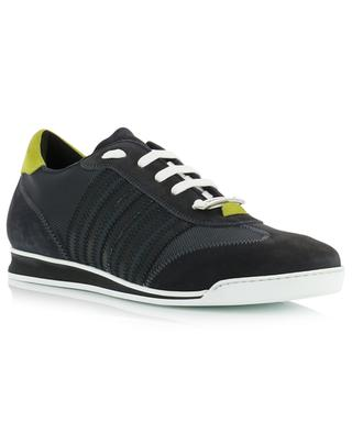 New Runner nylon and leather sneakers DSQUARED2