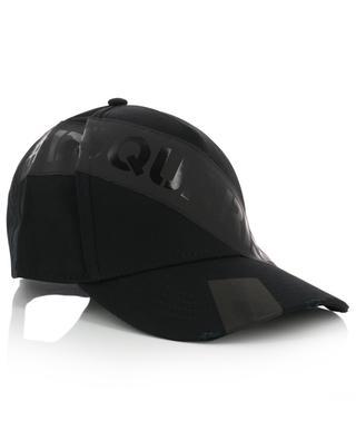 Logo Tape distressed baseball cap DSQUARED2
