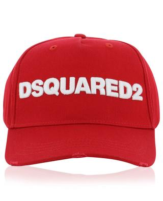 Dsquared2 distressed baseball cap DSQUARED2