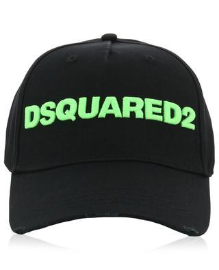 Casquette effet vieilli Dsquared2 DSQUARED2