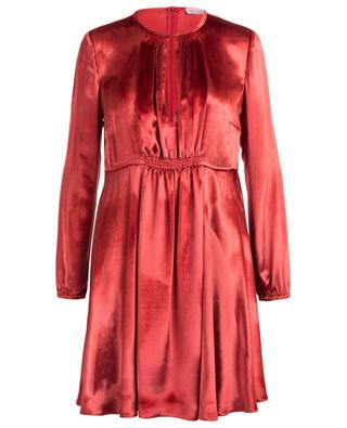 Short velvet dress RED VALENTINO