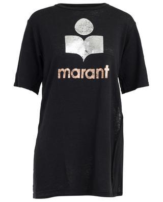 T-shirt en lin Kuta ISABEL MARANT