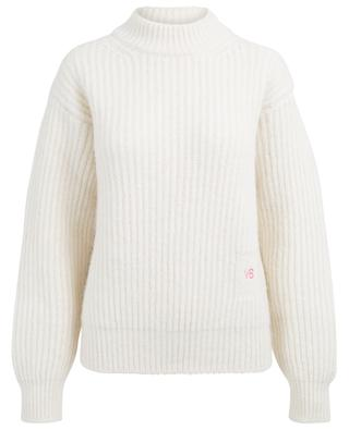 Alpaca wool blend jumper VICTORIA BECKHAM