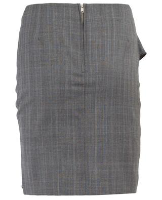 Mini-jupe en laine vierge Nel ISABEL MARANT
