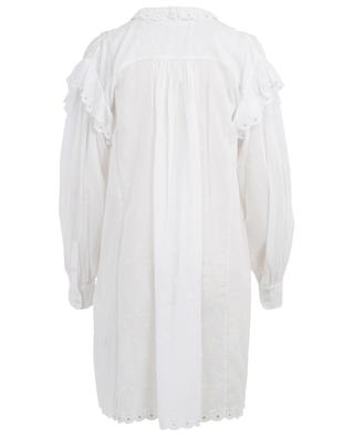Emma embroidered cotton dress ISABEL MARANT