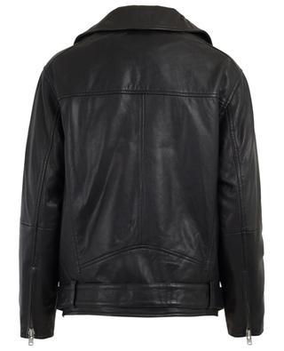 Abely biker leather jacket ISABEL MARANT