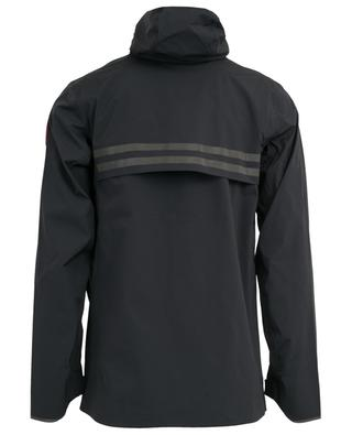 Nanaimo rain jacket with reflecting stripes CANADA GOOSE