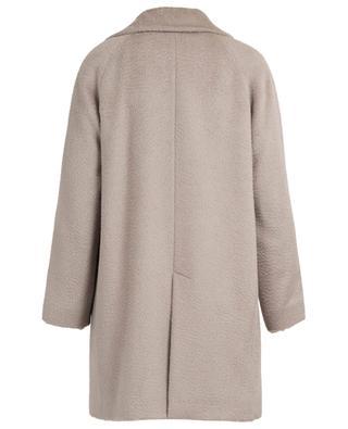 Mantel aus Alpaka und Schurwolle CINZIA ROCCA