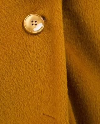 Mantel aus Schurwolle und Alpaka CINZIA ROCCA