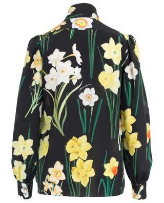 Printed silk shirt DOLCE & GABBANA