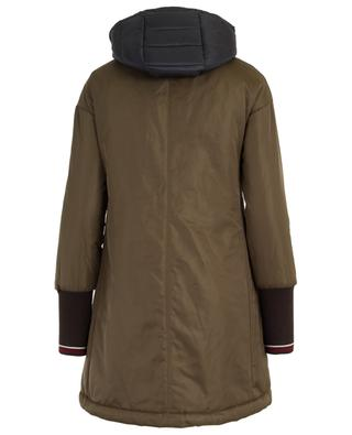 Cameron long bomber jacket JAN MAYEN