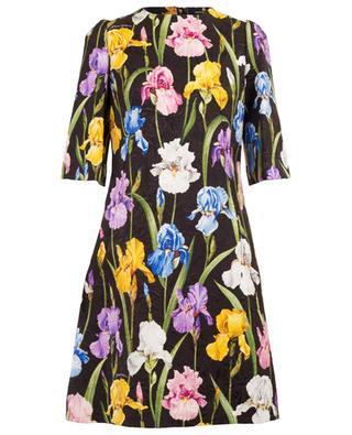 A-line brocade dress DOLCE & GABBANA