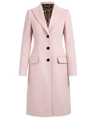 Virgin wool coat DOLCE & GABBANA