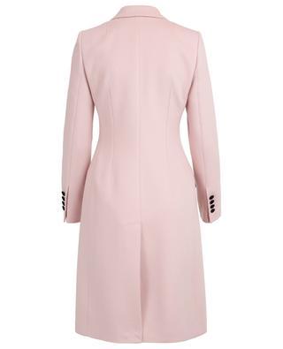 Manteau en laine vierge DOLCE & GABBANA
