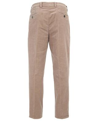 Straight curdoroy trousers BRUNELLO CUCINELLI
