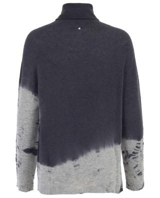 Tie-and-Dye effect cashmere jumper LORENA ANTONIAZZI