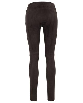 Roche suede leggings ARMA