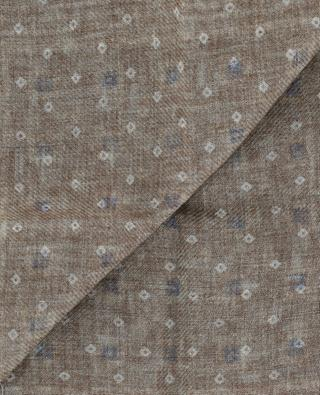 Wool pocket square BRUNELLO CUCINELLI