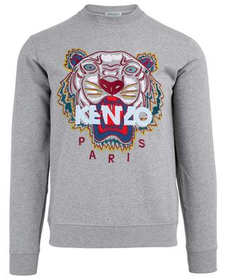 Sweat-shirt en coton Tiger Classic KENZO ... 84b0d1cde9c