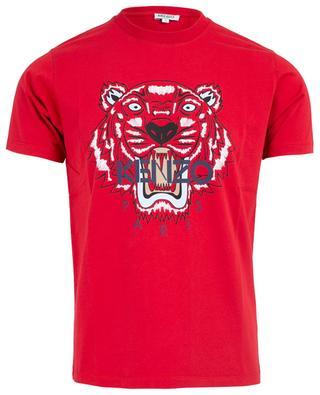 Tiger cotton T-shirt KENZO