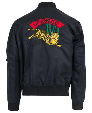 Jumping Tiger lightweight bomber jacket KENZO