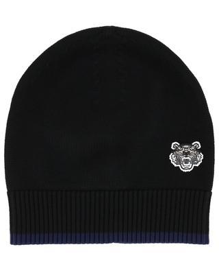 Mütze aus Wollmix Tiger Crest KENZO