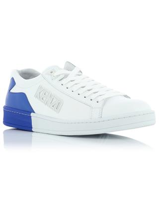 Tennix Two Tones leather sneakers KENZO