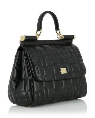 Handtasche aus gestepptem Leder Sicily DOLCE & GABBANA