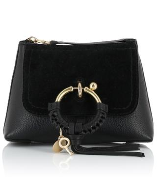 Joan mini leather shoulder bag SEE BY CHLOE