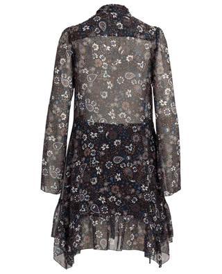 Printed long-sleeved dress SEE BY CHLOE