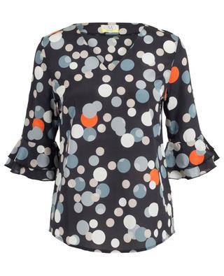 Silk blend blouse FRATELLI M