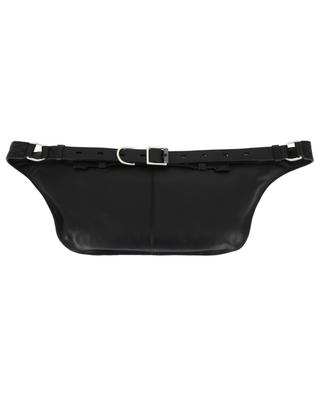 Elliot Large suede and leather fanny pack RAG&BONE JEANS