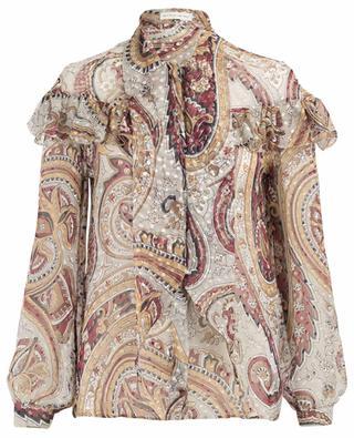 Bedruckte Bluse aus Seidenmischgewebe ETRO