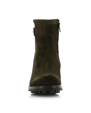 Biker 7 Gero suede ankle boots FREE LANCE