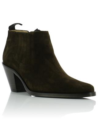 Jane 7 Low suede ankle boots FREE LANCE