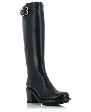 Justy 7 smooth leather boots FREE LANCE