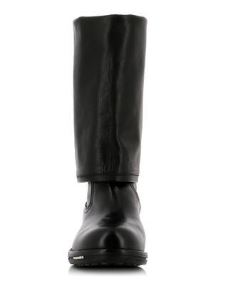 Stiefel aus Leder FRU.IT