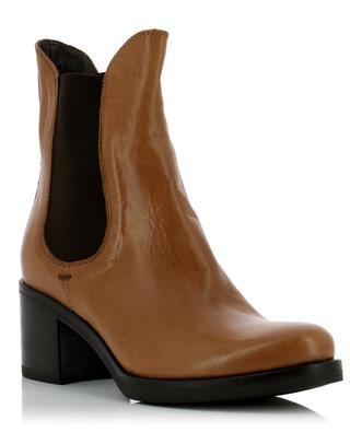 Bottines en cuir FRU.IT